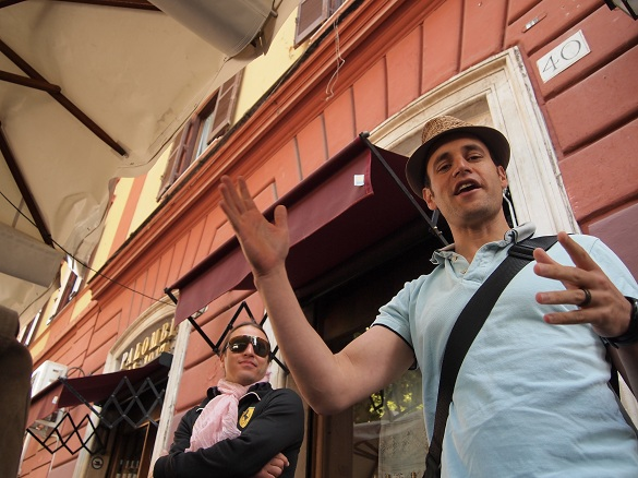 Kenny Dunn - Food Tours Musts