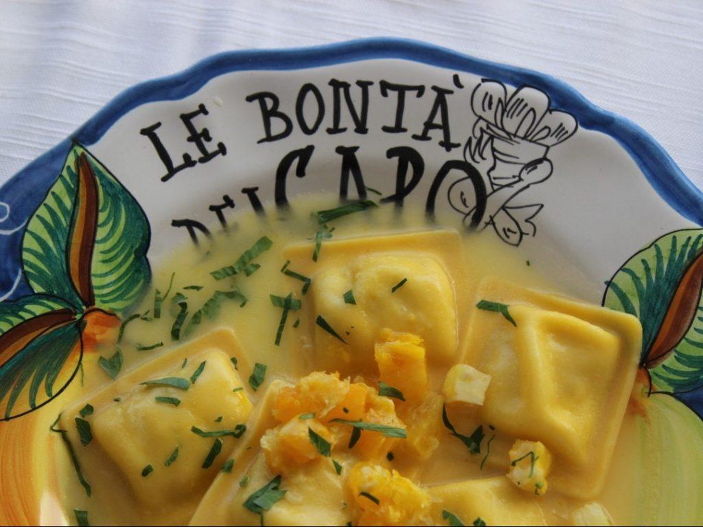 pasta Bonta del Capo Amalfi Coast Italy Carol Ketelson Delectable Destinations Culinary Tours