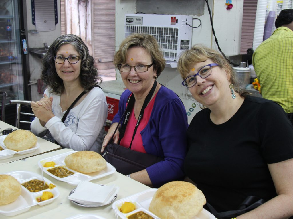 Street food old Delhi India Amalfi Coast Italy Carol Ketelson Delectable Destinations Culinary Tours