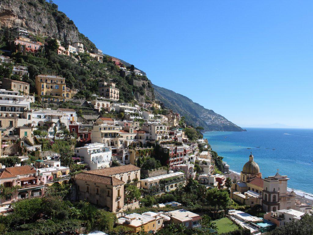 Positano Amalfi Coast Italy Carol Ketelson Delectable Destinations Culinary Tours