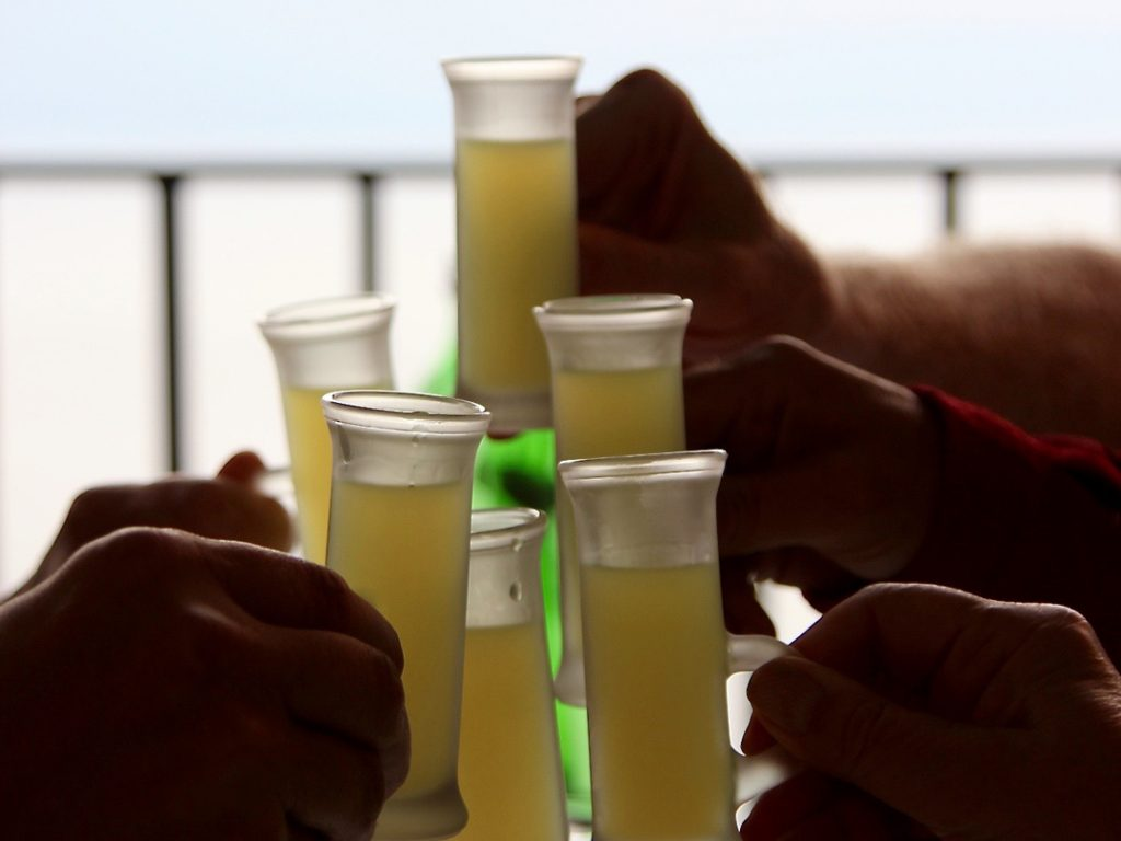 Limoncello Amalfi Coast Italy Carol Ketelson Delectable Destinations Culinary Tours