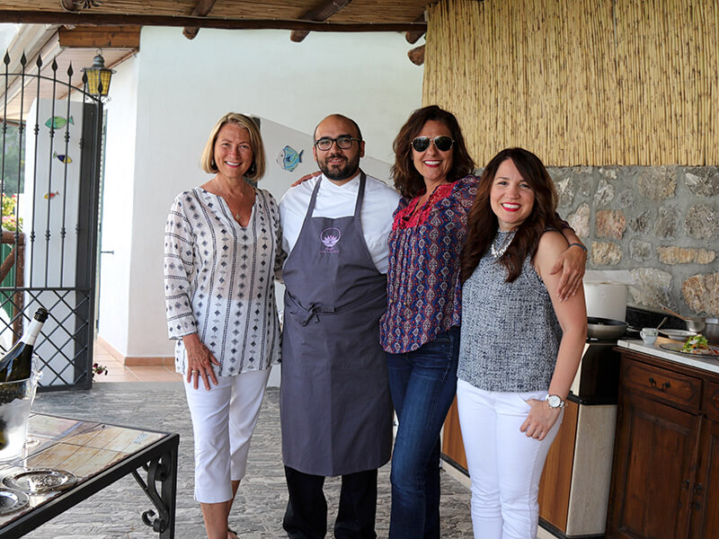 Carol Ketelson Delectable Destinations Culinary Tours