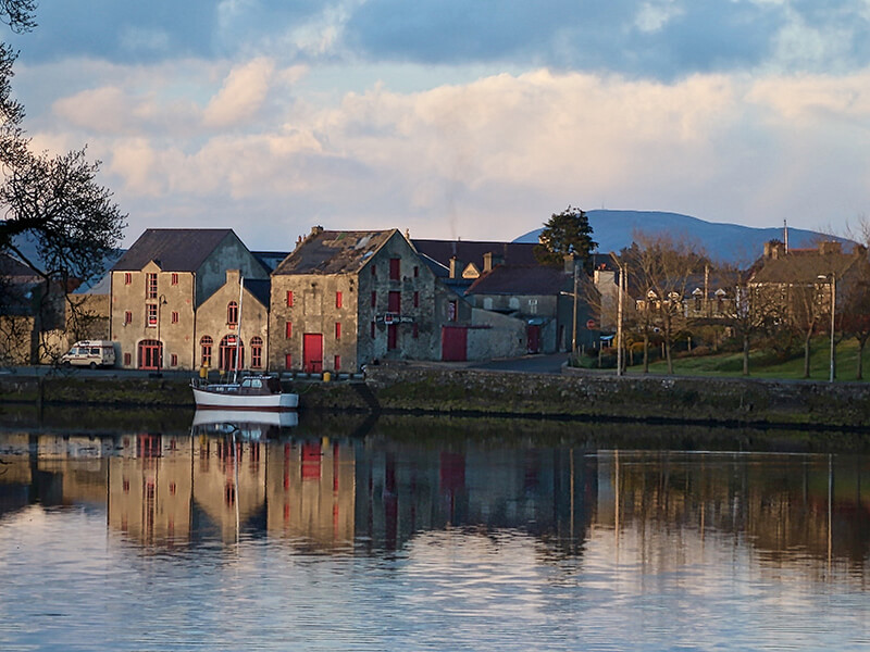 Irish fishing village Carol Ketelson Delectable Destinations Culinary Tours