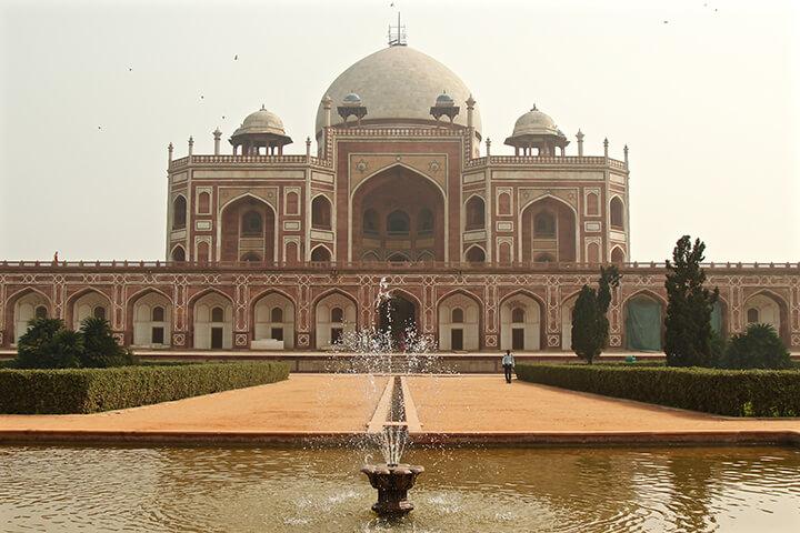 humayuns-tomb-delhi-india-carol-ketelson-delectable-destinations - Top 5 Reasons Visit India Golden Triangle