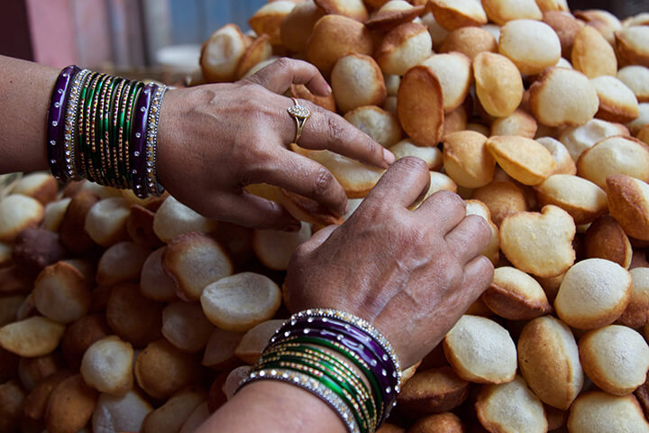 puri-in-delhi-carol-ketelson-delectable-destinations - Top 5 Reasons Visit India Golden Triangle