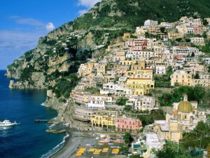 Positano Postcards Amalfi Coast Italy Delectable Destinations Culinary Tours