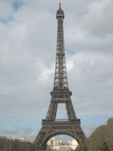Eiffel Tower Delectable Destinations Paris Gourmet Travel