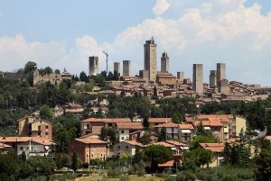 San Gimignano Tuscany Italy Favorite Hot Spots Places Visit Tuscany Delectable Destinations Culinary Tours