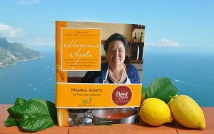 Cook Book - Mamma Agata's Lemon Cake Recipe - Delectable Destinations