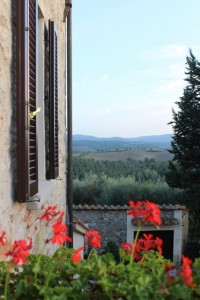 Rolling hills of Tuscany - Italian Vacation - Delectable Destinations Culinary Tours - Carol Ketelson