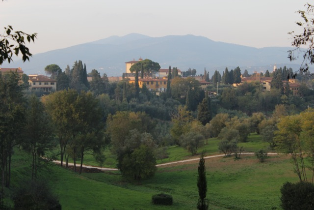 Typical Tuscan town - Italian Vacation - Delectable Destinations Culinary Tours - Carol Ketelson