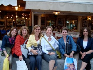 Girl's Getaway in Italy - Amalfi Coast, Travel, Shopping, Food - Delectable Destinations Culinary Tours - Carol Ketelson