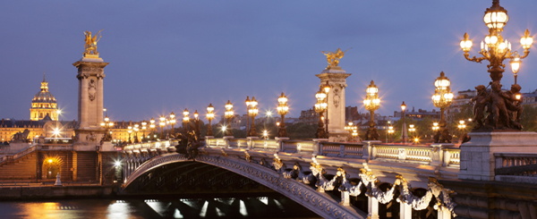 Bridge over the Seine - Food Wine Paris - Delectable Destinations