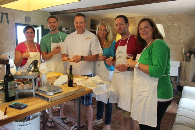 Cooking Class in Tuscany - Villa la Quercia - Tuscany Culinary Adventure Lifetime - Delectable Destinations Culinary Tours - Carol Ketelson