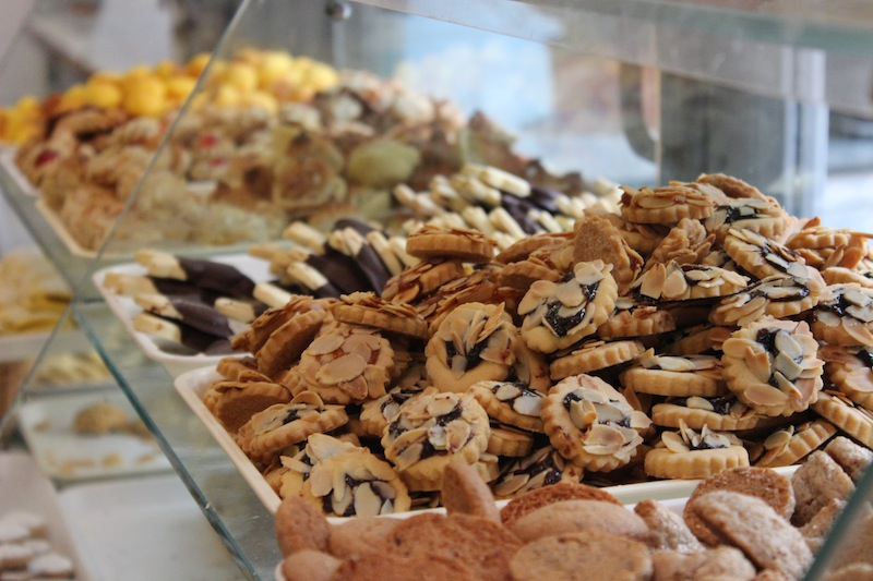 Rome, Eating Italy Food Tours, Cookies, Biscotti, Biscottificio Innocenti - Trastevere, Rome, Italy - When in Rome... Eat - Delectable Destinations Culinary Tours - Carol Ketelson