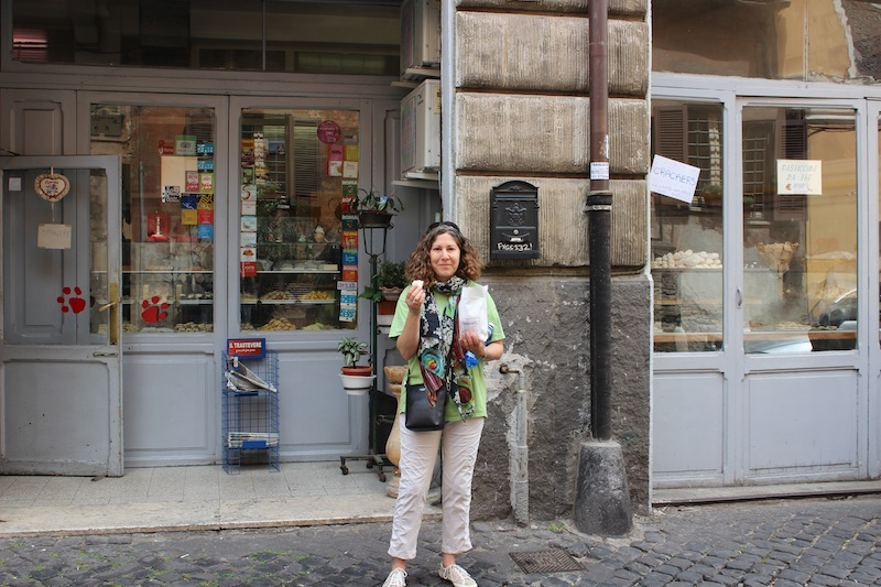 Biscottificio Innocenti, Trastevere, Rome - Trastevere, Rome, Italy - When in Rome... Eat - Delectable Destinations Culinary Tours - Carol Ketelson