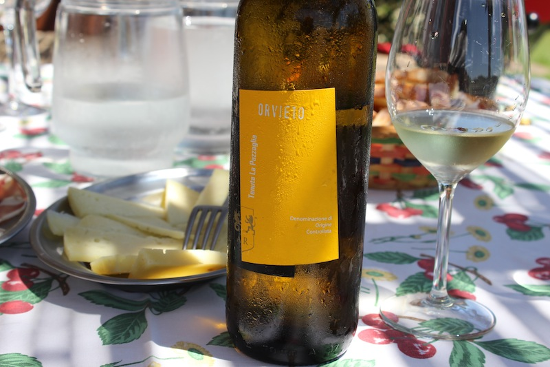 Orvieto wine tasting Italy - New Beginnings Culinary Tours - Delectable Destinations - Carol Ketelson
