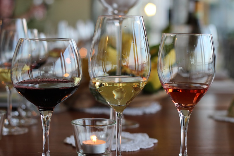 Red, White and Rose - Wines Compania - Delectable Destinations Culinary Tours - Carol Ketelson