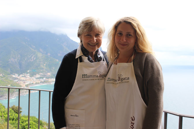 Mother and daughter getaway - Ultimate Girl's Getaway Culinary Tours - Delectable Destinations - Carol Ketelson