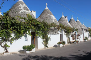 UNESCO World Heritage Site - Magical Alberobello - Discovering Puglia Luxury Travel - Delectable Destinations - Carol Ketelson