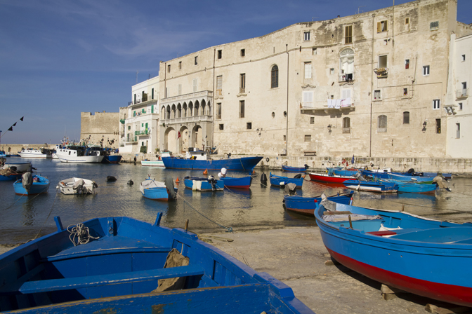 Seaside Towns of Puglia - Discovering Puglia Luxury Travel - Delectable Destinations - Carol Ketelson