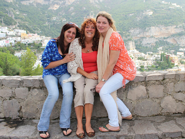 Positano - Girls Getaway Luxury Travel Delectable Destinations Carol Ketelson