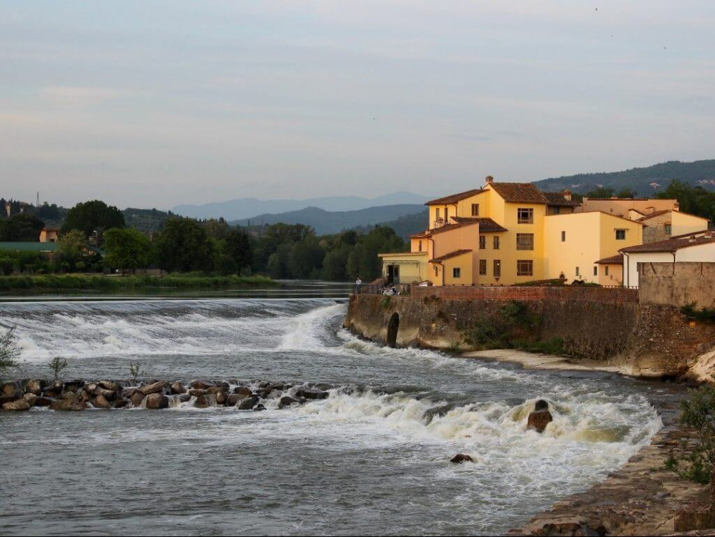 rapids Florence Italy Carol Ketelson Delectable Destinations Culinary Tours