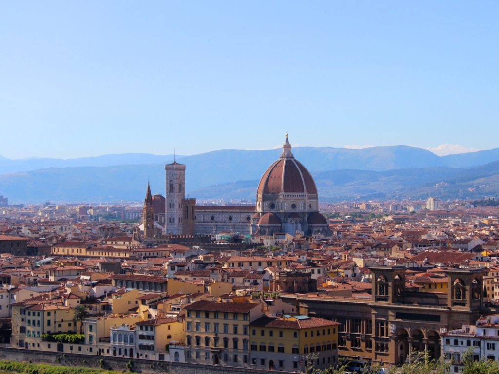Duomo Florence Italy Carol Ketelson Delectable Destinations Culinary Tours