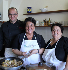 Mamma Agata's Kitchen Culinary Tours Delectable Destinations Carol Ketelson