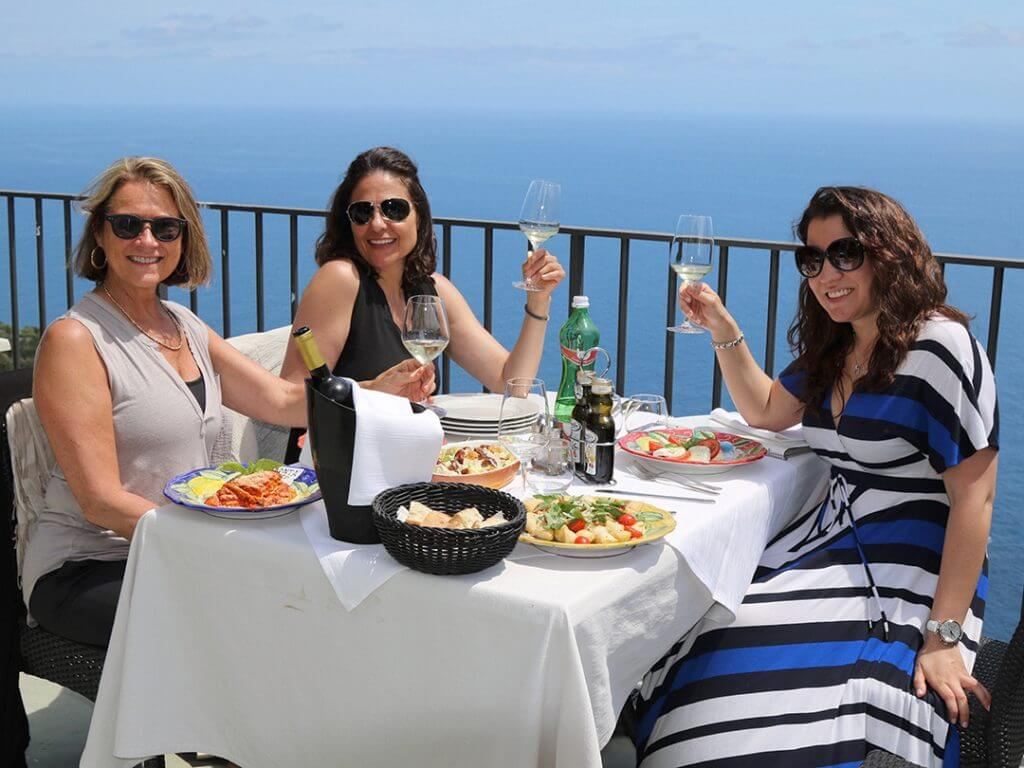 Girlfriend Getaway Small Group Tours Luxury Travel Carol Ketelson Delectable Destinations Culinary Tours