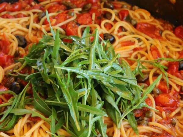 Spaghetti of the Farmer, Mamma Agata's Cooking School of the Amalfi Coast, Italy, Carol Ketelson, Delectable Destinations