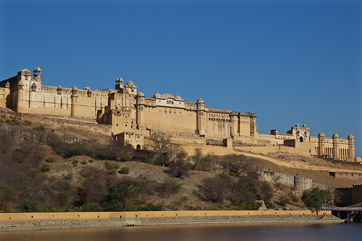 amber-fort-jaipur-india-carol-keelson-delectable-destinations - Top 5 Reasons Visit India Golden Triangle